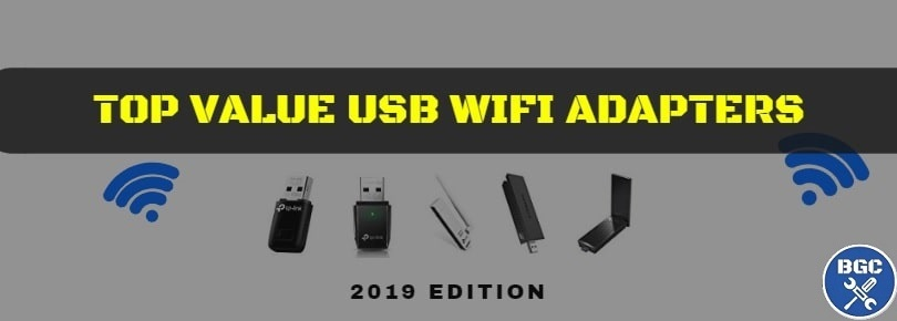 Best USB WiFi Adapters for PC Gaming (2019 Recommended