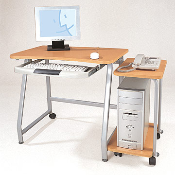 Buildgaming Computer on Of Desks Are Made With Particleboard  Especially The Cheap Computer