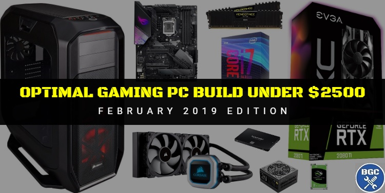 Best value hardware for a 4K PC build
