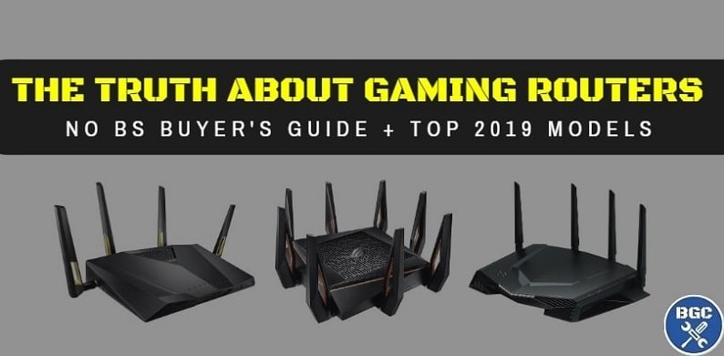 Current best value 2019 gaming routers (IMHO)