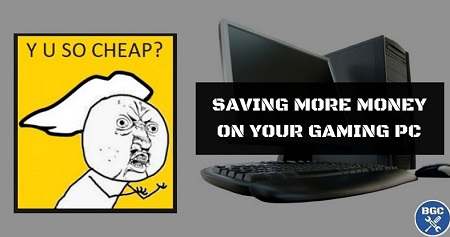 Learn handy money saving tips when building your own computer