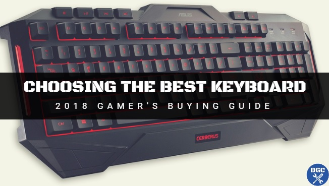 ec3596e068c How to Choose the Best Keyboard for Gaming Casually or Competitively  (eSports) Including the Top Recommended Cheap and Mechanical Gaming  Keyboards Right Now