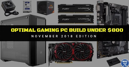 Best 2018 Dota 2 PC Build: Guide to Cheapest Parts for 60FPS