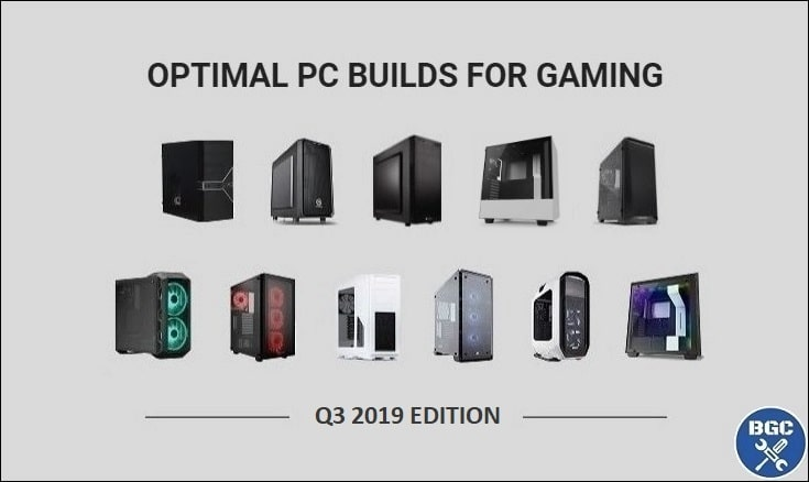 Top Gaming Desktops 2020.The Best Gaming Pc Builds September 2019 Recommended Parts