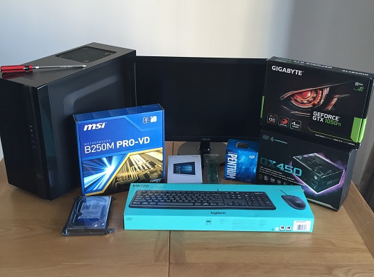 Beginners Guide To Build First Gaming Pc