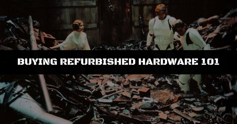 Guide to buying refurbished parts for a gaming PC build
