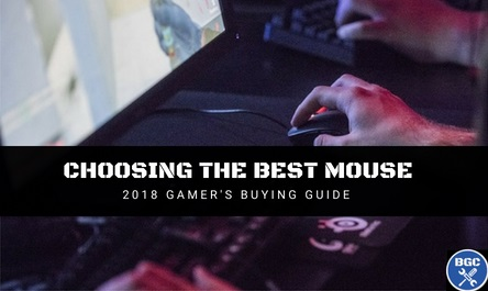 Best Gaming Mouse for the Money: 2018 Guide to eSports/FPS/MOBA Mice