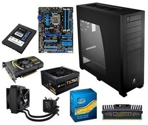 Gaming Desktop Build Kits