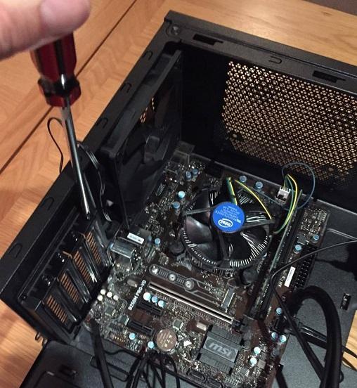 gpu install preparation