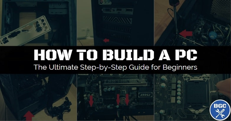 How to assemble a new gaming computer from scratch