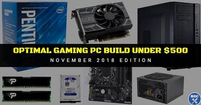 Gaming Pc Build Guide November 2018 Cenksms