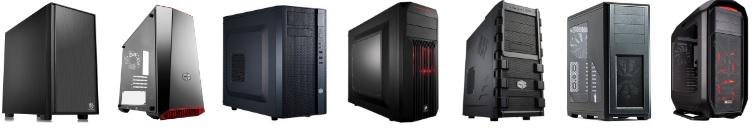 recommended gaming desktop builds